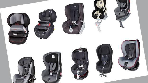 Kindersitze: Der teuerste bietet keine Sicherheit