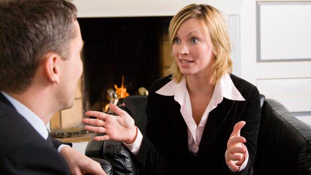 Körpersprache: Glaubwürdig kommunizieren