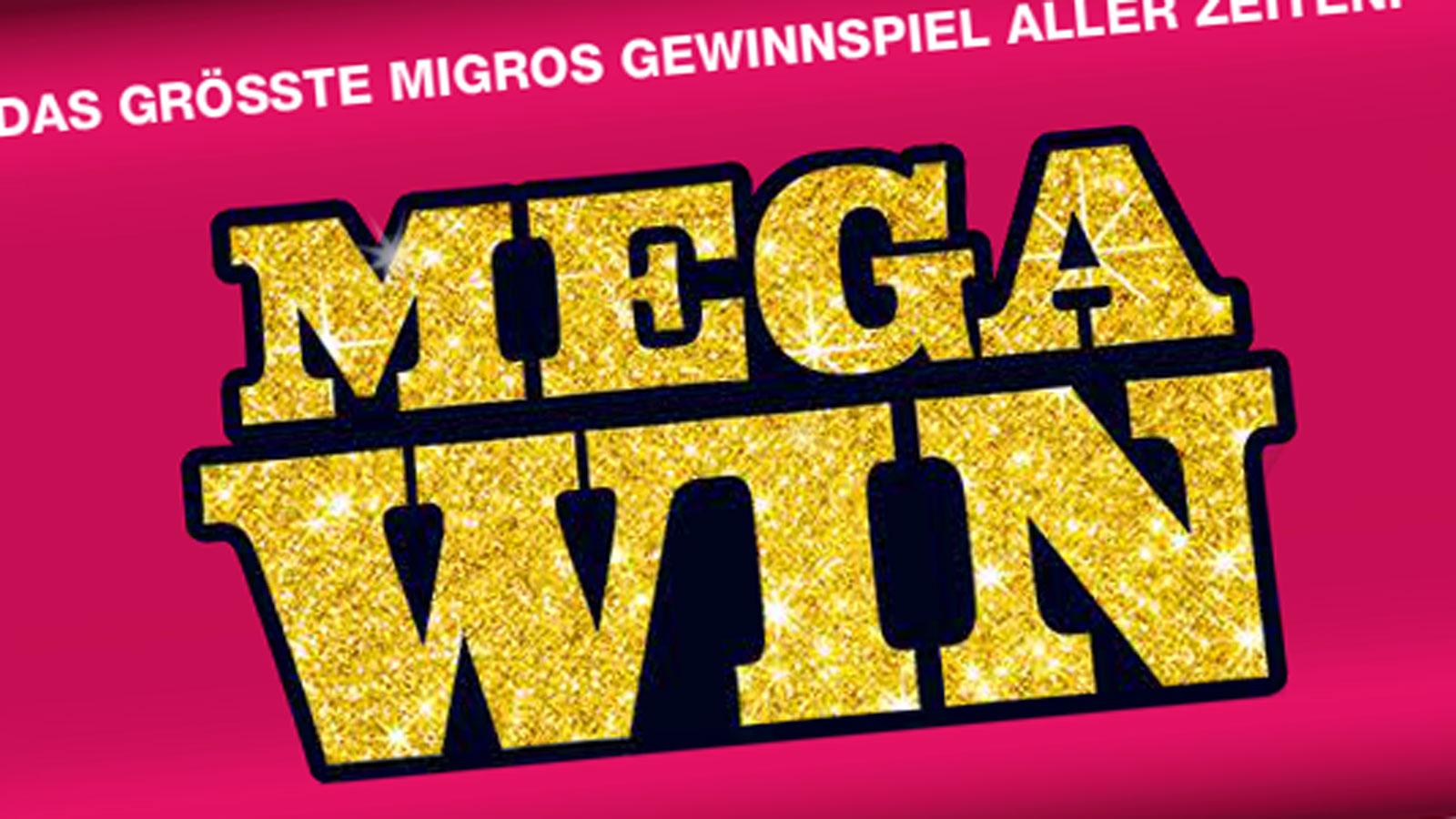 Nutzt «Mega Win» der Migros?