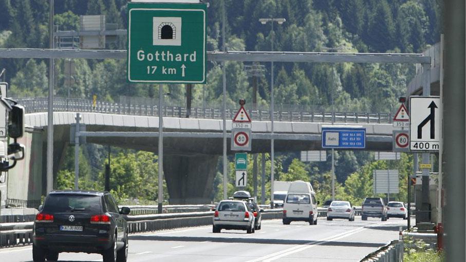 «Espresso Aha!»: Ab wo man Autobahn-Distanzen misst