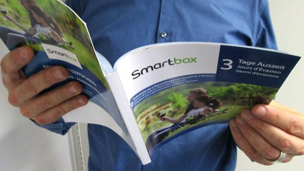 «Schöne Bescherung» mit «Smartbox»