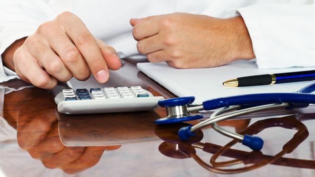 «Kf»-Pulsmesser: Gesundheitskosten erneut auf Platz 1