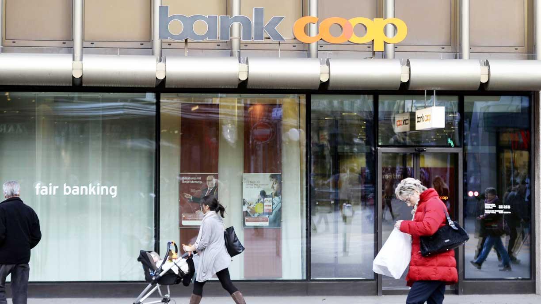 Bank Coop wollte Kunden zum Verharren zwingen
