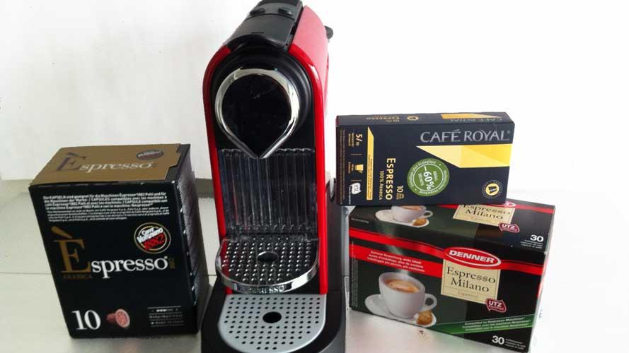 Nespresso zieht die Schraube bei der Garantie an