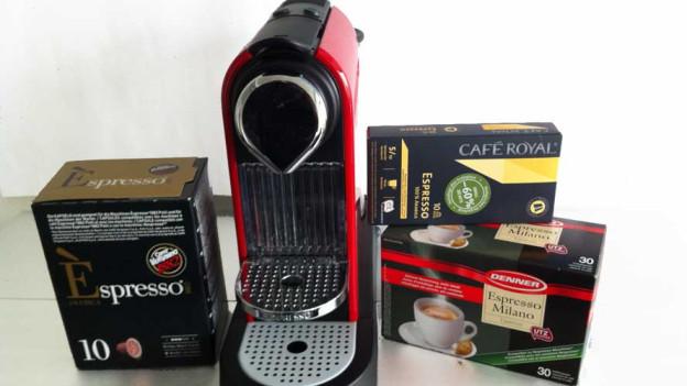Audio «Nespresso zieht die Schraube bei der Garantie an» abspielen.