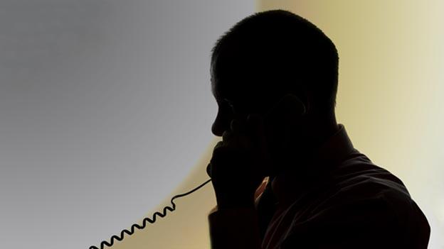 Telefon-Abzocke: Täter sitzt direkt in der Telefonzentrale