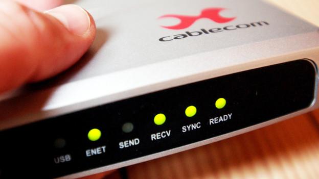 Audio ««Ich fühle mich von Cablecom bevormundet»» abspielen.