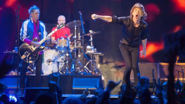 Gepfefferte Ticketpreise für die Rolling Stones