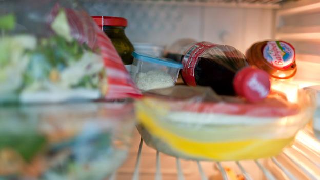 Was muss weg, was kann noch gegessen werden?