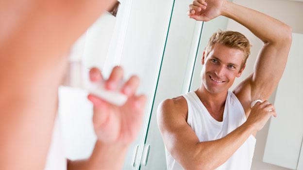 Glosse: 48-Stunden-Haargel und 96-Stunden-Deo