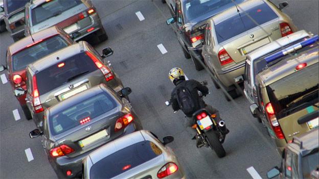 Audio «Pendler-Fahrgemeinschaften haben es schwer» abspielen