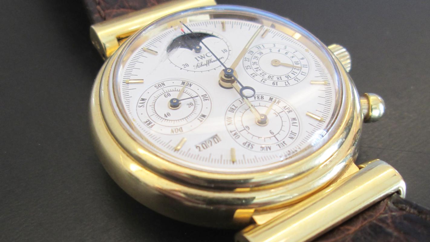 «Der Markt bestimmt den Wert einer Uhr»