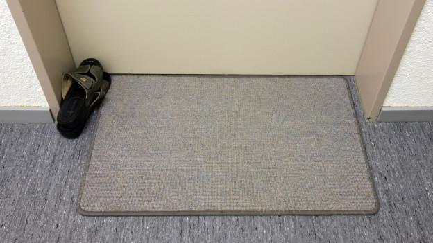 Audio «Rechtsfrage: Darf der Vermieter meinen Teppich entfernen?» abspielen
