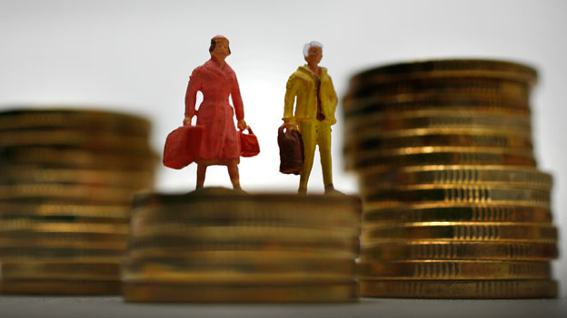 Pensionskasse: Wege aus der Teilzeit-Falle