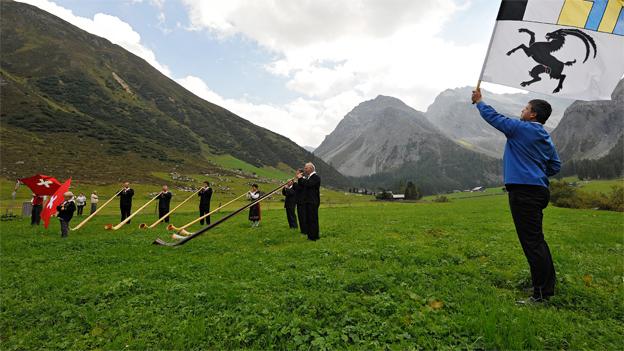 Jodlerfest 2014 - beschaulicher Grossanlass