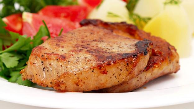 Audio «Aha!: Fleischdeklaration in Restaurants ist wenig transparent» abspielen