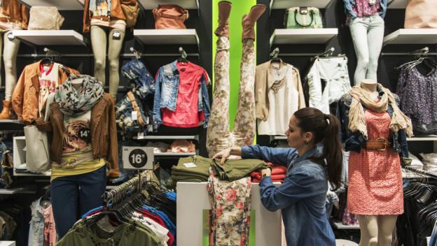 Audio ««Kauf mich!»: Die Tricks der Modebranche» abspielen