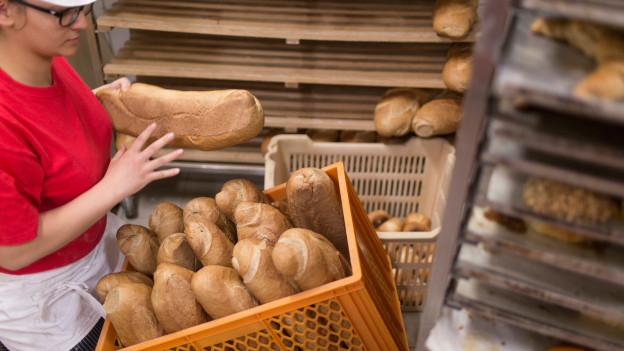 Audio «Wann ein Kilo Brot genau ein Kilo ist» abspielen