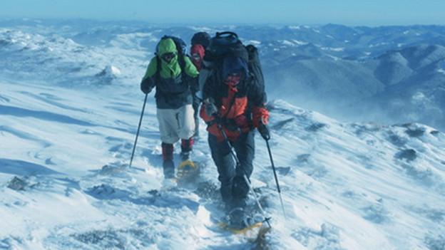Audio «Rechtsfrage: Geld zurück bei Abbruch der Skitour?» abspielen