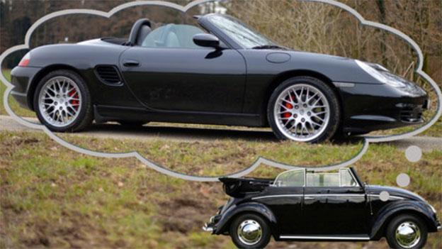 Auto-Elektronik: Wie aus dem Billigschlitten ein Luxuswagen wird