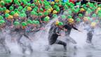 Freizeitsportler in der Doping-Falle