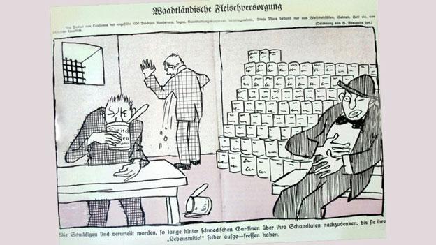 Anno 1914: Gepanschte Milch, Wucherer und überteuerte Seife