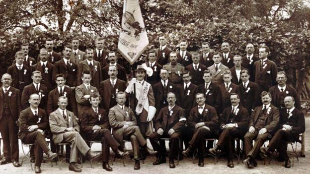Audio «Abendunterhaltung war 1914 der Höhepunkt» abspielen