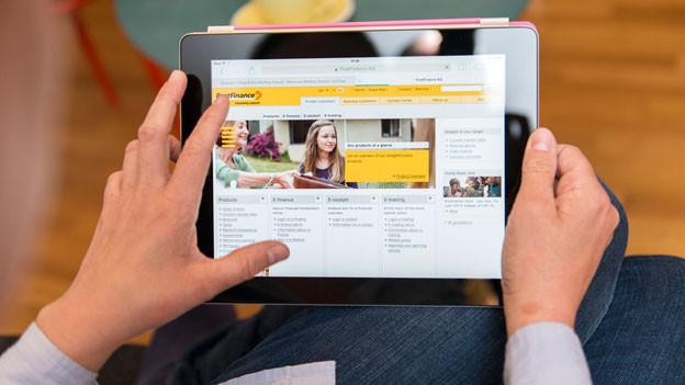 Audio «Postfinance will mit Kundendaten Geschäfte machen» abspielen.