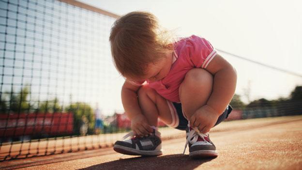 Kinderschuhe: Zwei Drittel sind zu klein