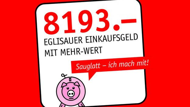 Audio «Gegen das Lädelisterben – Eglisau unterstützt Gewerbler» abspielen