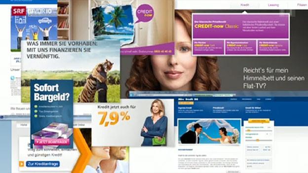 Audio «Konsumkredite: «Mit winzigen Schritten in die richtige Richtung»» abspielen.