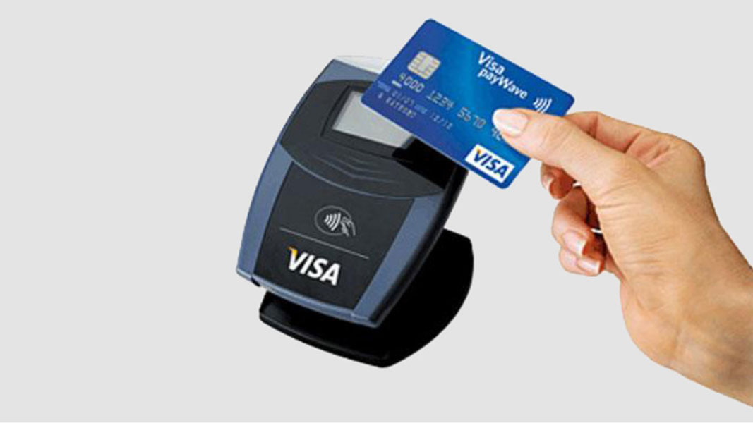 Kontaktlos bezahlen: Das Kundeninteresse ist noch klein