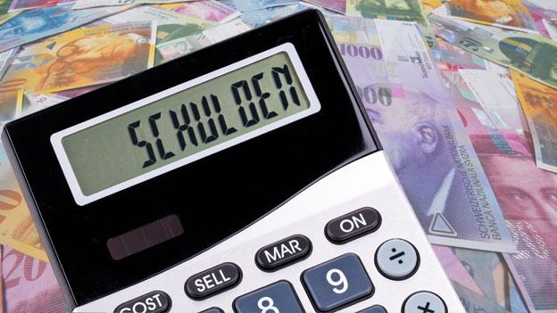 Schuldenfalle: Wie komme ich raus?