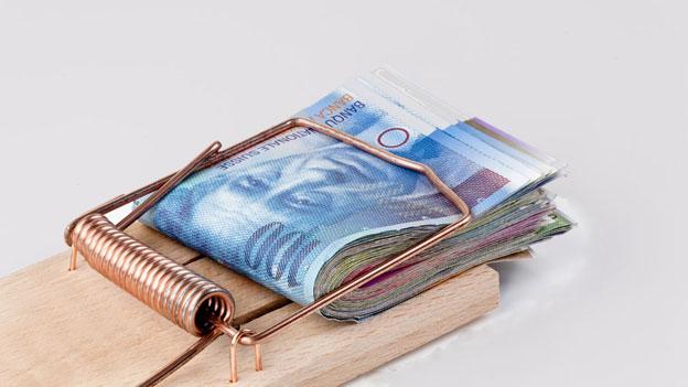 Dubiose Finanzsanierer zocken die Schwächsten ab