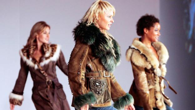 Audio «Modeketten deklarieren Pelze noch mangelhaft» abspielen