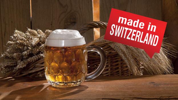 Audio «Verwässert Wasser die Swissness-Vorlage?» abspielen