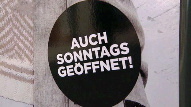 Graubünden ignoriert Sonntagsverkaufsverbot