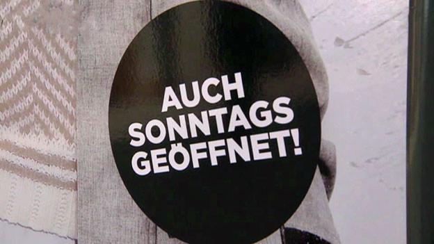 Audio «Graubünden ignoriert Sonntagsverkaufsverbot» abspielen