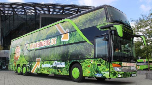 Zürich-München: Ein Vergleich von Bus und Bahn