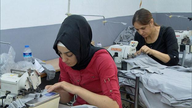 Audio «Textilindustrie: Miese Arbeitsbedingungen trotz «Made in Europe»» abspielen.