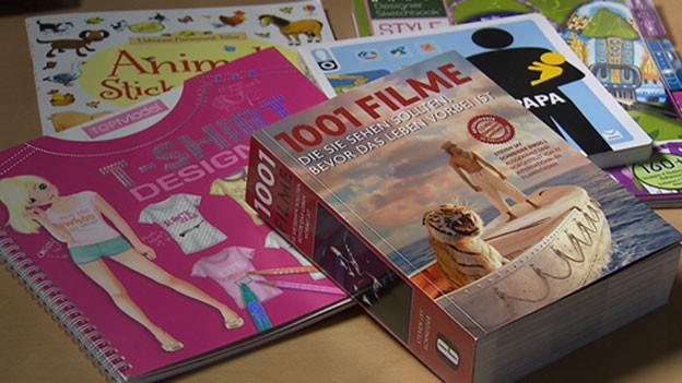 Audio «Buchkauf: Recyclingpapier ist am besten» abspielen