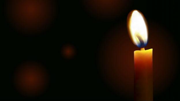Terminales Fasten: Wie das Verlöschen einer Kerze