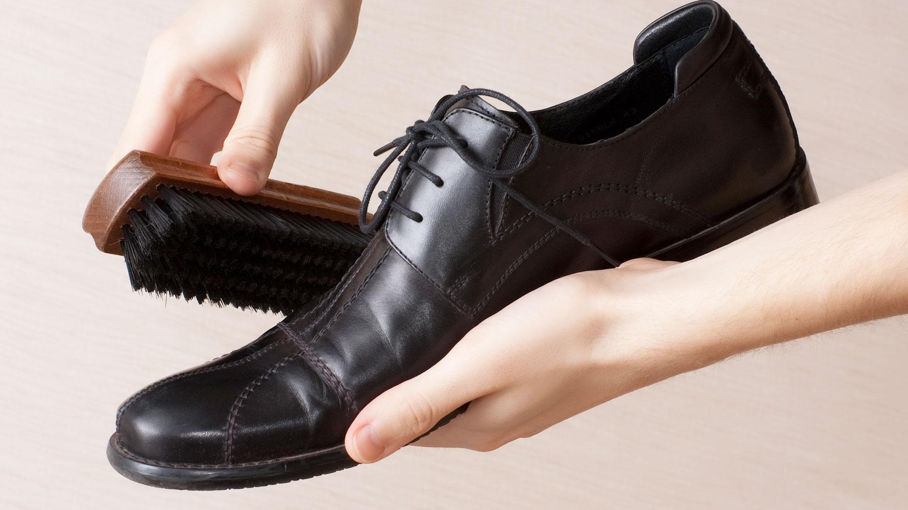 Wann man neue Schuhe imprägnieren muss