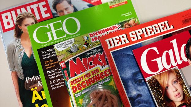 Euro-Schock: Schweizer bezahlen jetzt noch mehr für Heftli