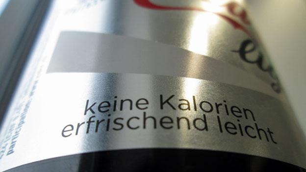 Light-Getränk: «Keine Kalorien», aber 3 Kilokalorien pro Flasche?
