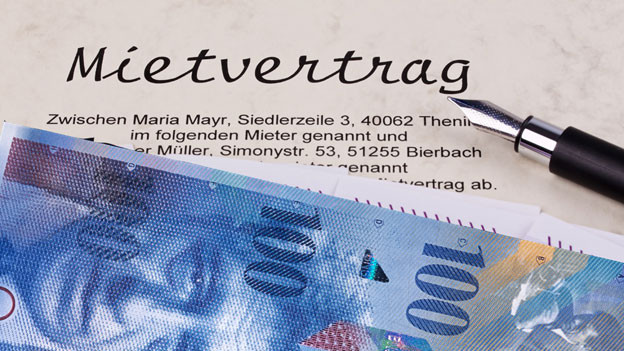 Audio «Absurd: Vermieter verlangt Absagegebühr von 108 Franken» abspielen.