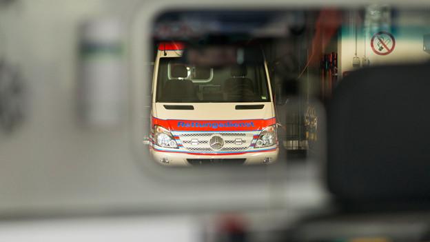 Audio «Wo anrufen im medizinischen Notfall?» abspielen