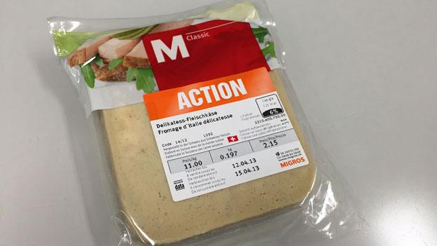 Warum verrottet der verpackte Fleischkäse nicht?
