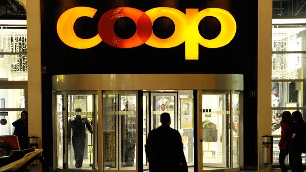 Audio «Coop-Aktionen - «Widerspricht dem Genossenschaftsgedanken»» abspielen