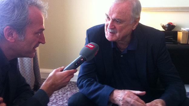 Ein Gespräch mit dem englischen Star-Komiker John Cleese
